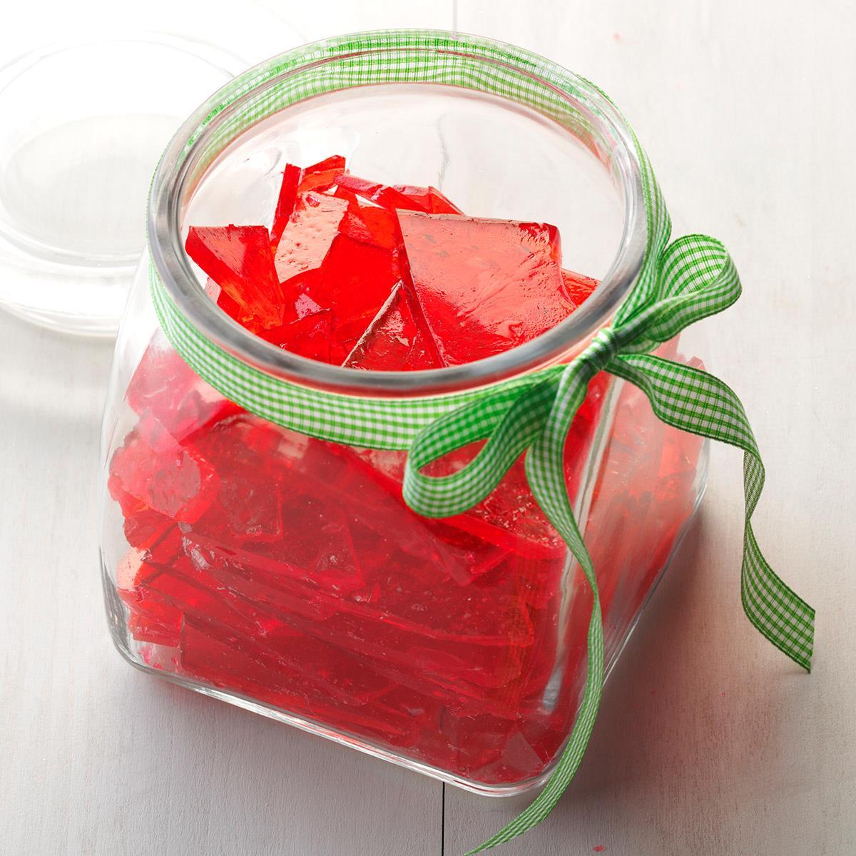 Christmas Hard Candy  Christmas Hard Candy Recipe