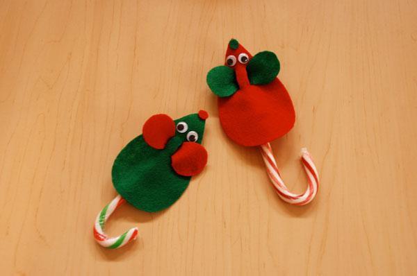 Christmas Mice Candy  christmas mice