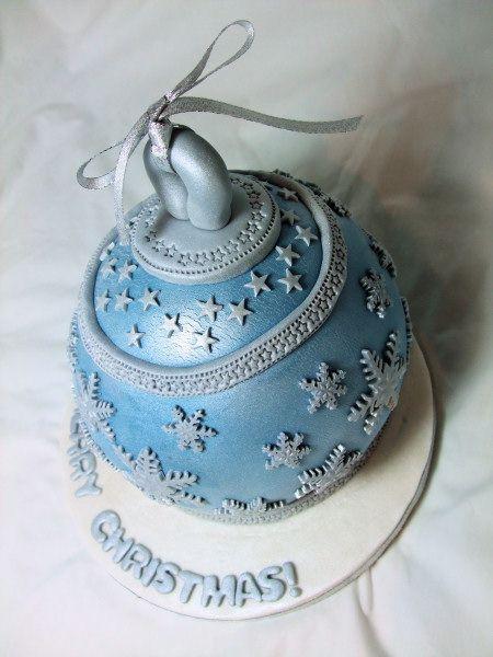 Christmas Ornaments Cakes  Christmas ornament cake Cake Inspiration