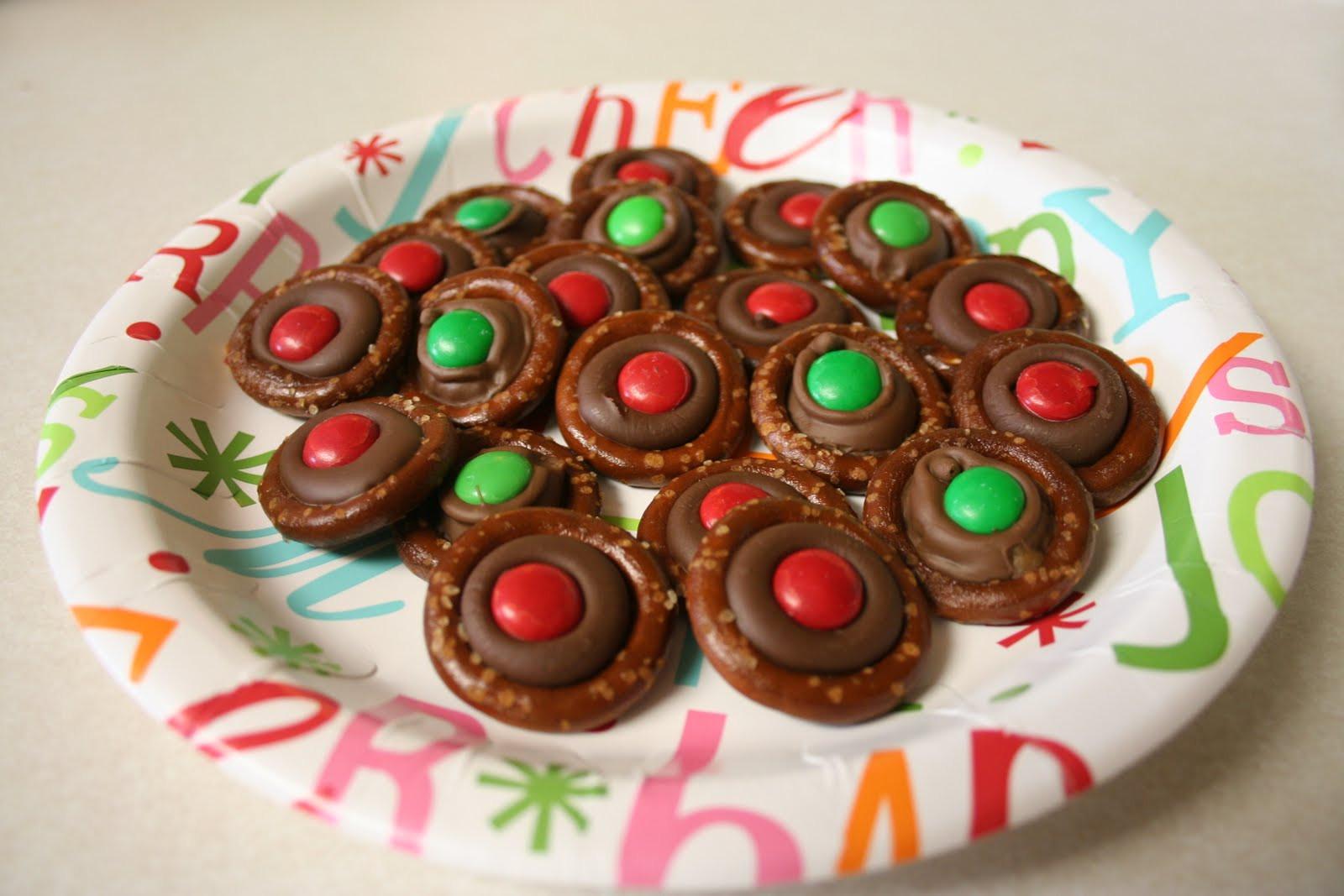 Christmas Pretzels Recipe  Chelsea Gets Married Christmas Recipe 1 Chocolate