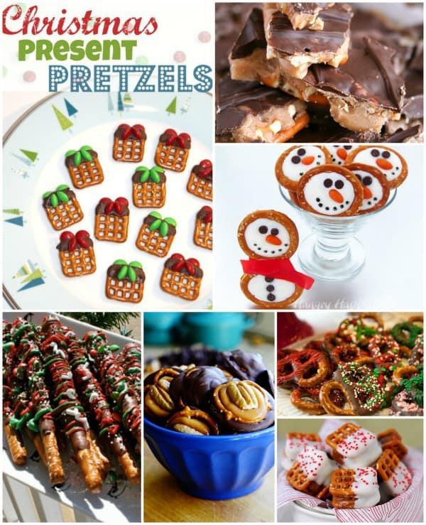 Christmas Pretzels Recipe  Christmas Pretzels Holiday Treats