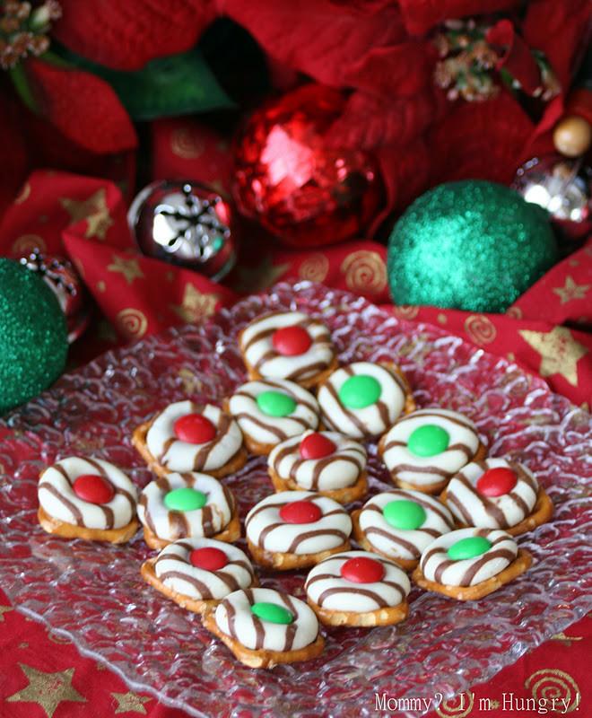 Christmas Pretzels Recipe  MIH Recipe Blog Christmas Pretzel Can s