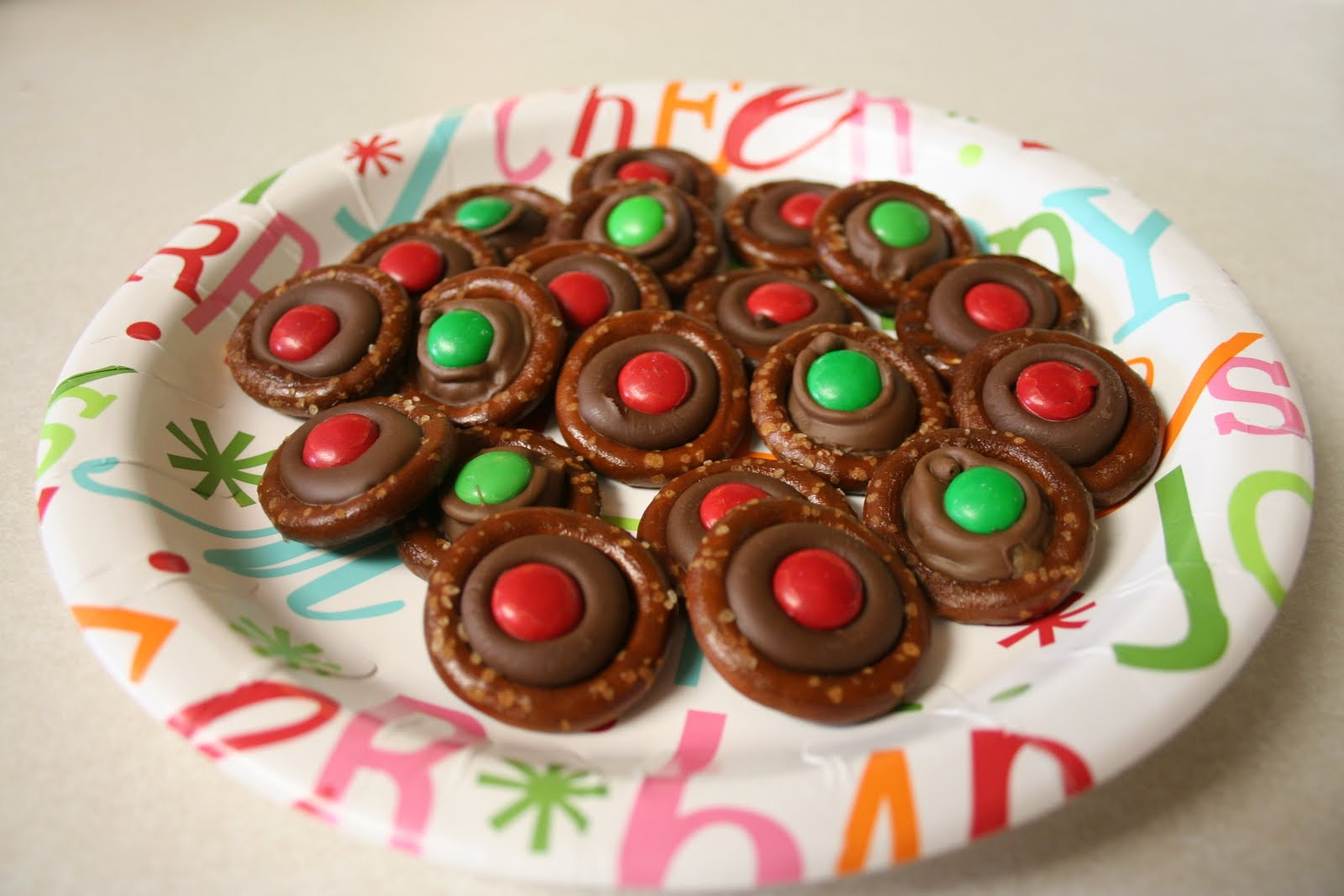 Christmas Pretzels Recipes  Chelsea Gets Married Christmas Recipe 1 Chocolate