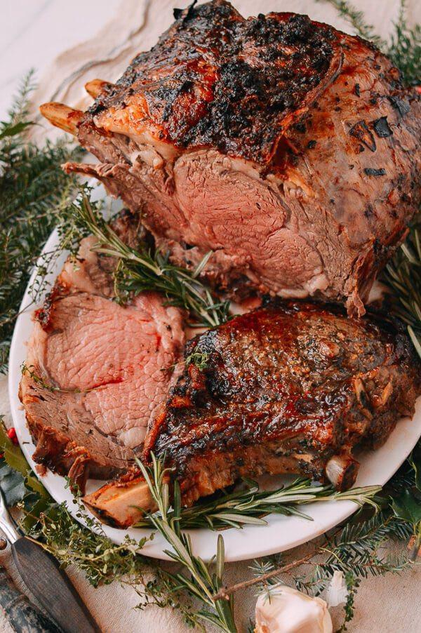 Christmas Prime Rib Dinner  The Perfect Prime Rib Roast Family Recipe The Woks of Life