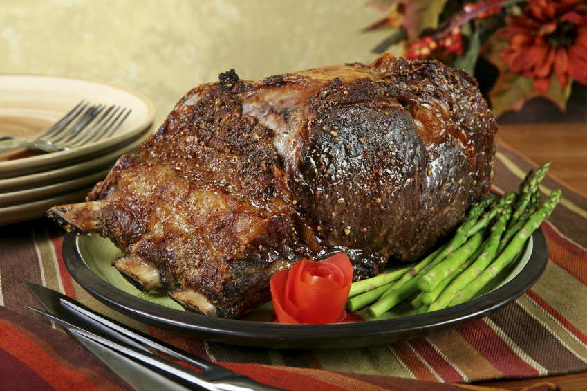 Christmas Prime Rib Dinner  Let us prepare your Holiday Dinners
