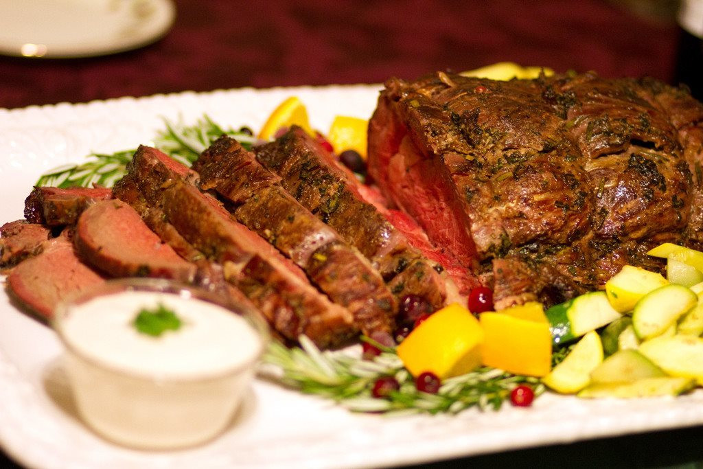 Christmas Prime Rib Dinner  What s The Most Popular Christmas Dish in Your State