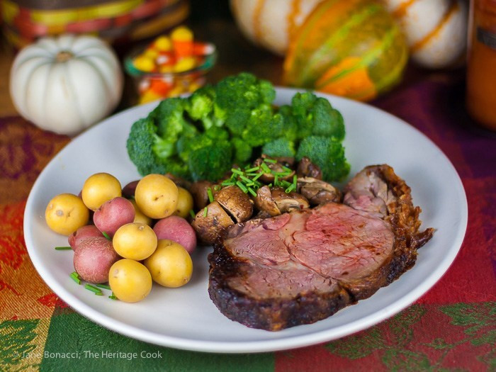 Christmas Prime Rib Dinner  The Easiest and Tastiest Holiday Prime Rib • The Heritage
