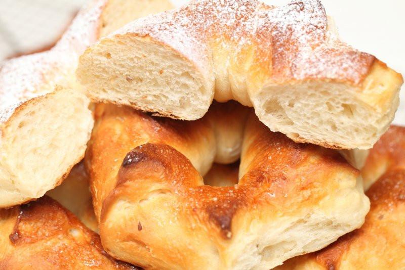 Christmas Star Bread  Christmas star bread – Weekend Bakery