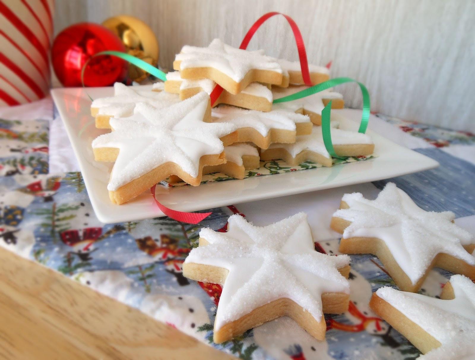 Christmas Star Cookies  My Cookie Clinic BETHLEHEM STAR COOKIES Christmas City