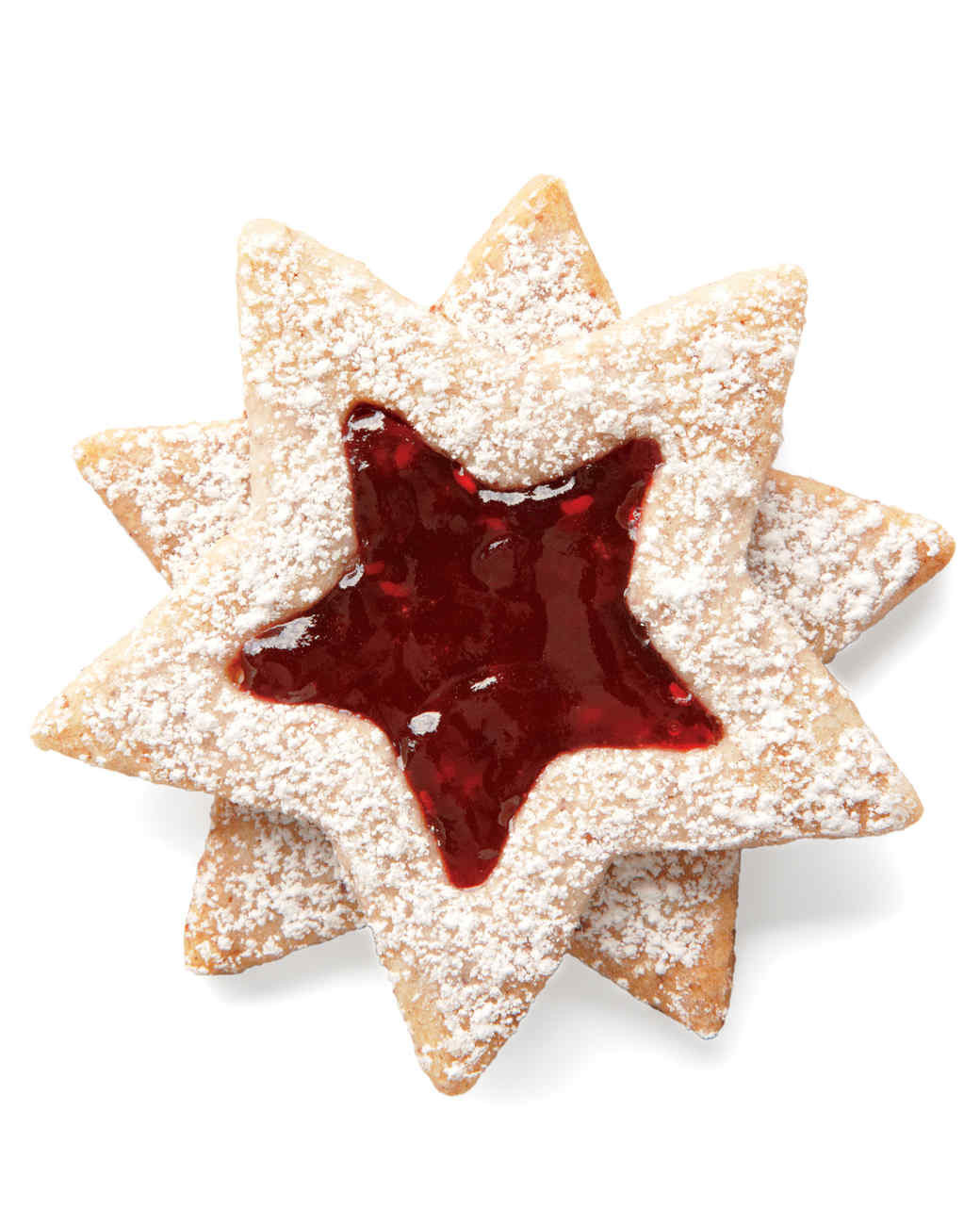 Christmas Star Cookies  Traditional Christmas Cookie Recipes