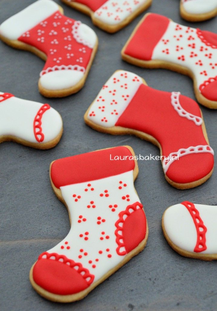 Christmas Stocking Cookies  1000 ideas about Christmas Stocking Cookies on Pinterest