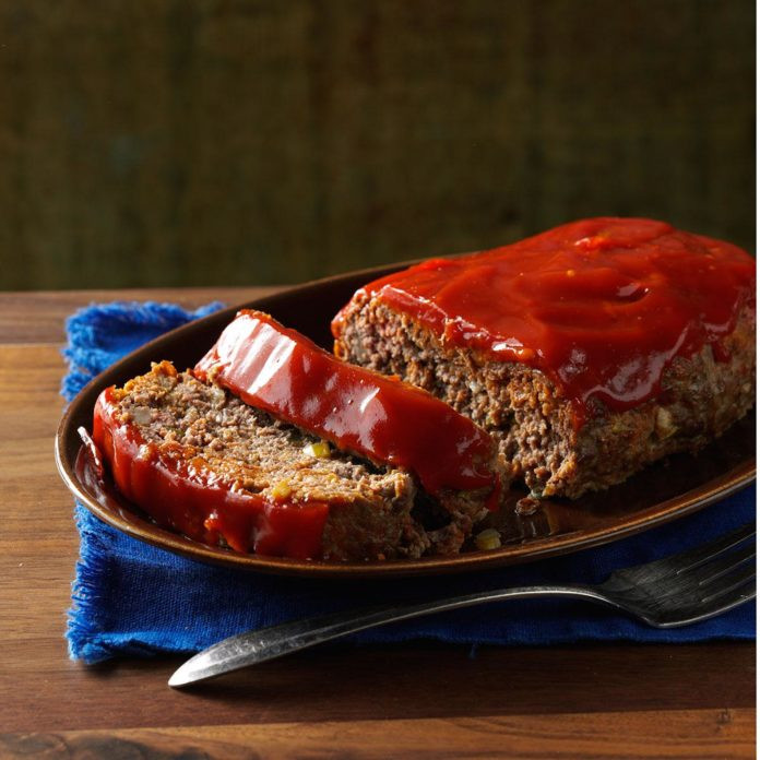 Christmas Story Meatloaf  20 Recipes Inspired by Favorite Christmas Movies