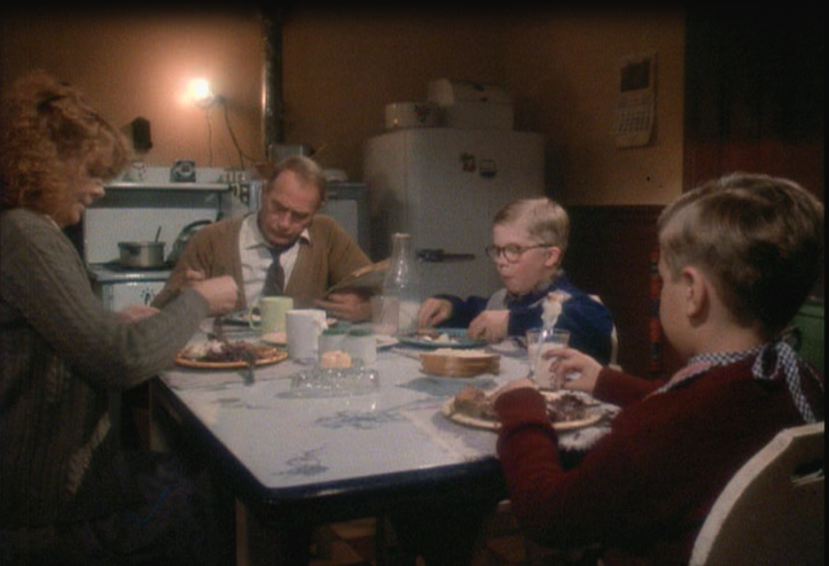 Christmas Story Meatloaf  House in the movie A Christmas Story