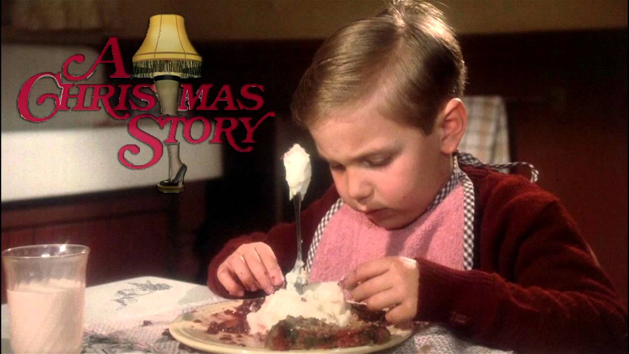 "Christmas Story Meatloaf  A Christmas Story Randy ""I Hate Meatloaf"""