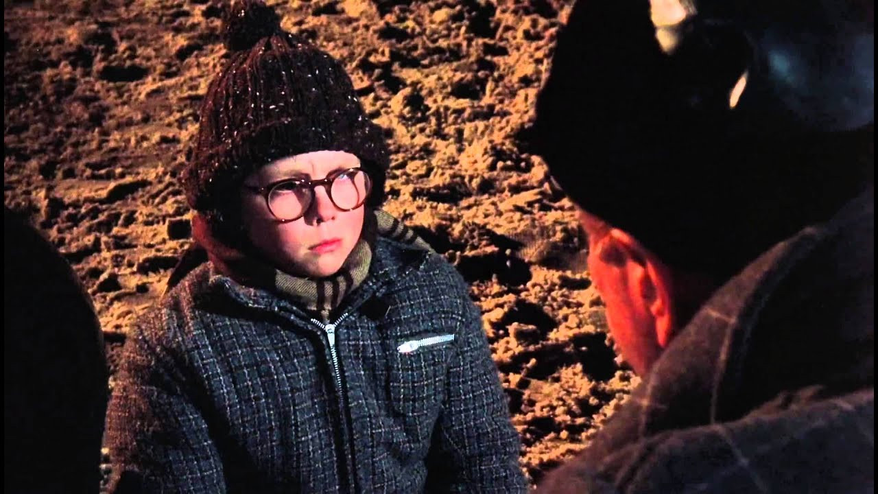 Christmas Story Oh Fudge  Christmas Story Oh Fudge