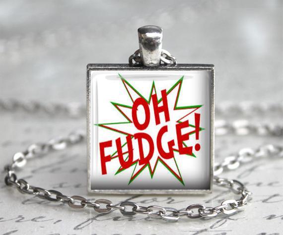 Christmas Story Oh Fudge  A Christmas Story Classic Ralphie OH FUDGE Soap Connoisseur