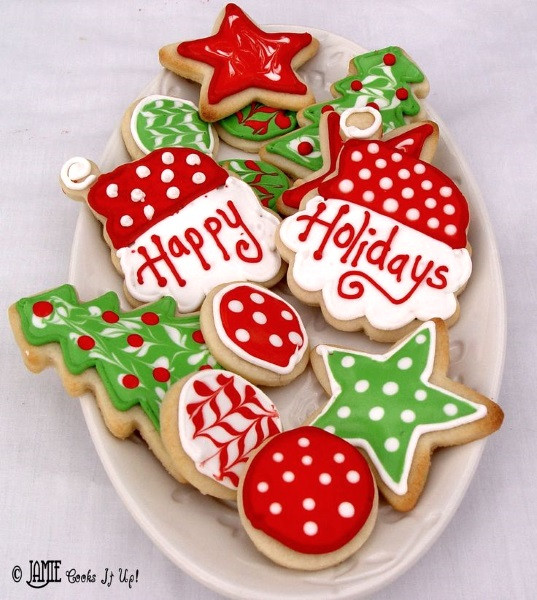 Christmas Sugar Cookie Icing Recipes  50 Best Christmas Party Food Ideas Pink Lover