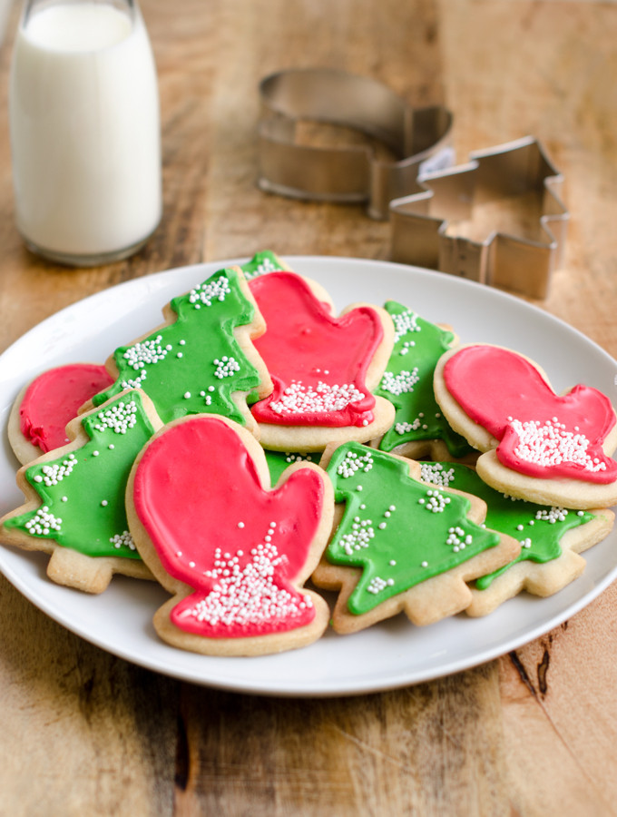 Christmas Sugar Cookie Icing Recipes  30 Best Christmas Cookie Recipes Swanky Recipes