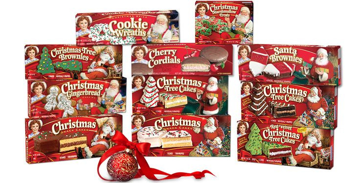 Christmas Tree Cakes Little Debbie  34 best images about Junior mints on Pinterest