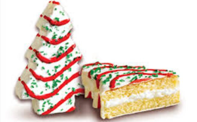 Christmas Tree Cakes Little Debbie  Cincinnati's Connection to Little Debbie and Her Snack