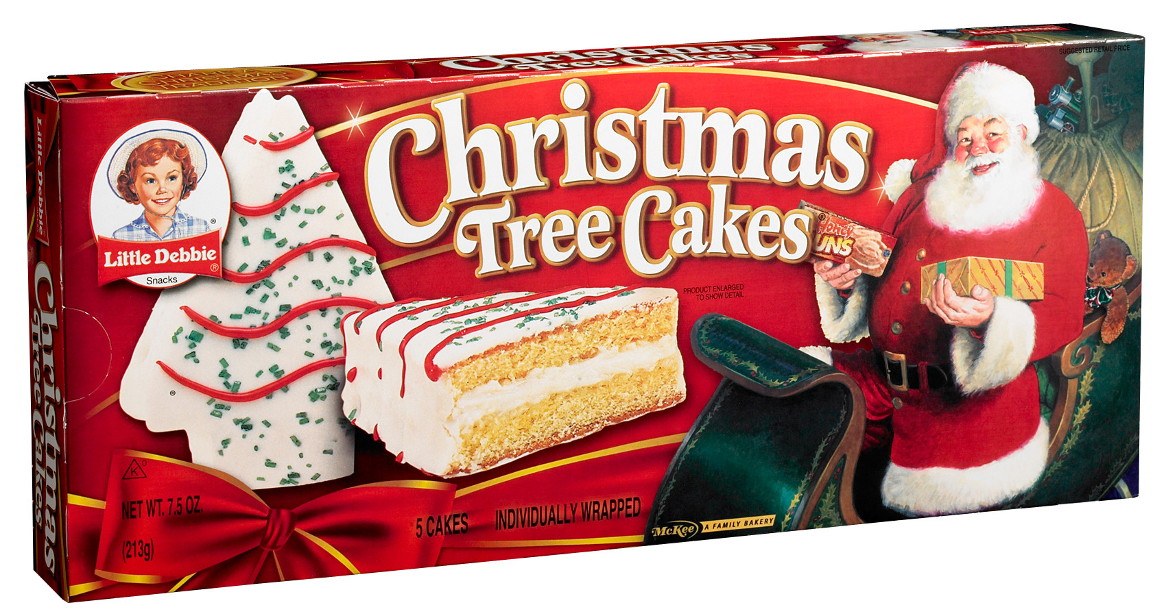 Christmas Tree Cakes Little Debbie  Little Debbie Copycat Recipes To Make At Home