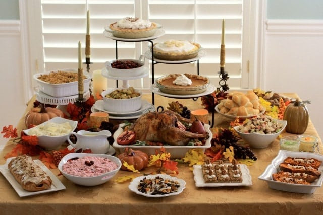 Classic Thanksgiving Desserts  CLASSIC THANKSGIVING DINNER & DESSERT RECIPES THE