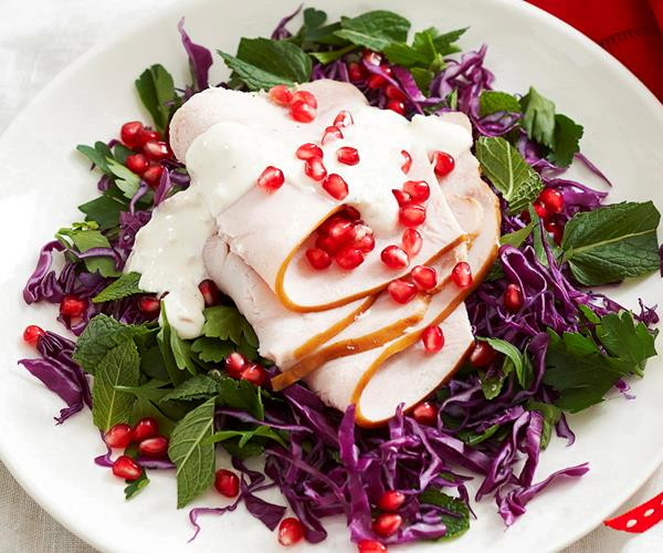 Cold Salads For Thanksgiving  Cold turkey salad recipe