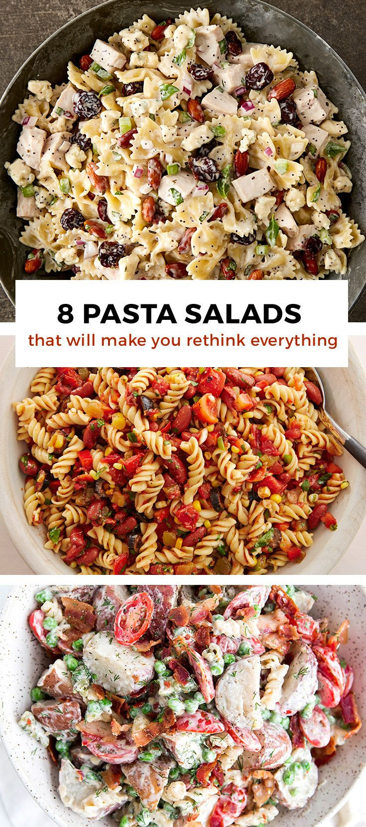 Cold Salads For Thanksgiving  1000 ideas about Mexican Pasta Salads on Pinterest