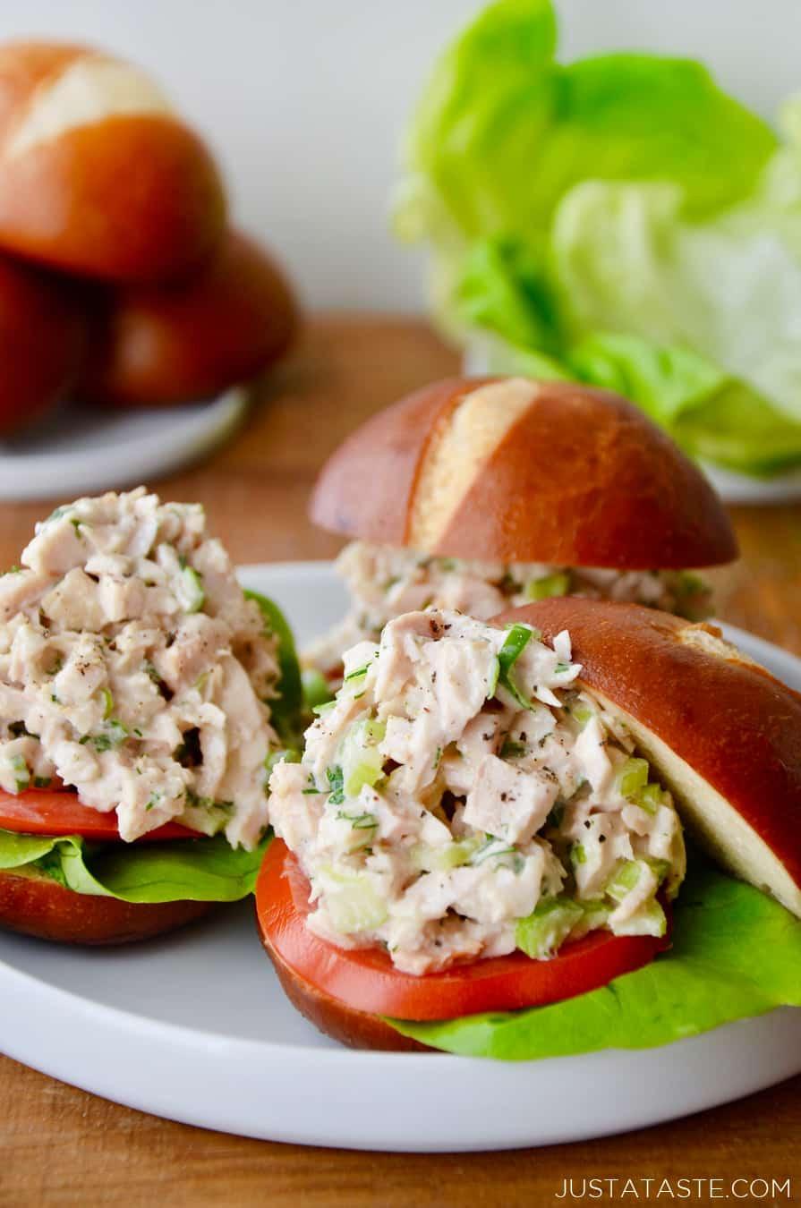 Cold Salads For Thanksgiving  The Best Leftover Turkey Salad