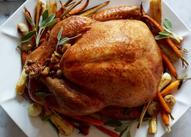 Cook Thanksgiving Turkey  How To Cook A Turkey