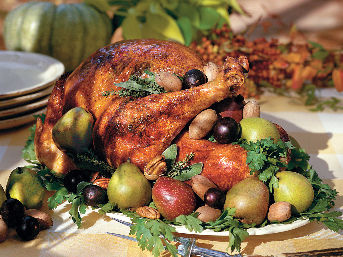 Cook Thanksgiving Turkey  How To Cook a Turkey Southern Living
