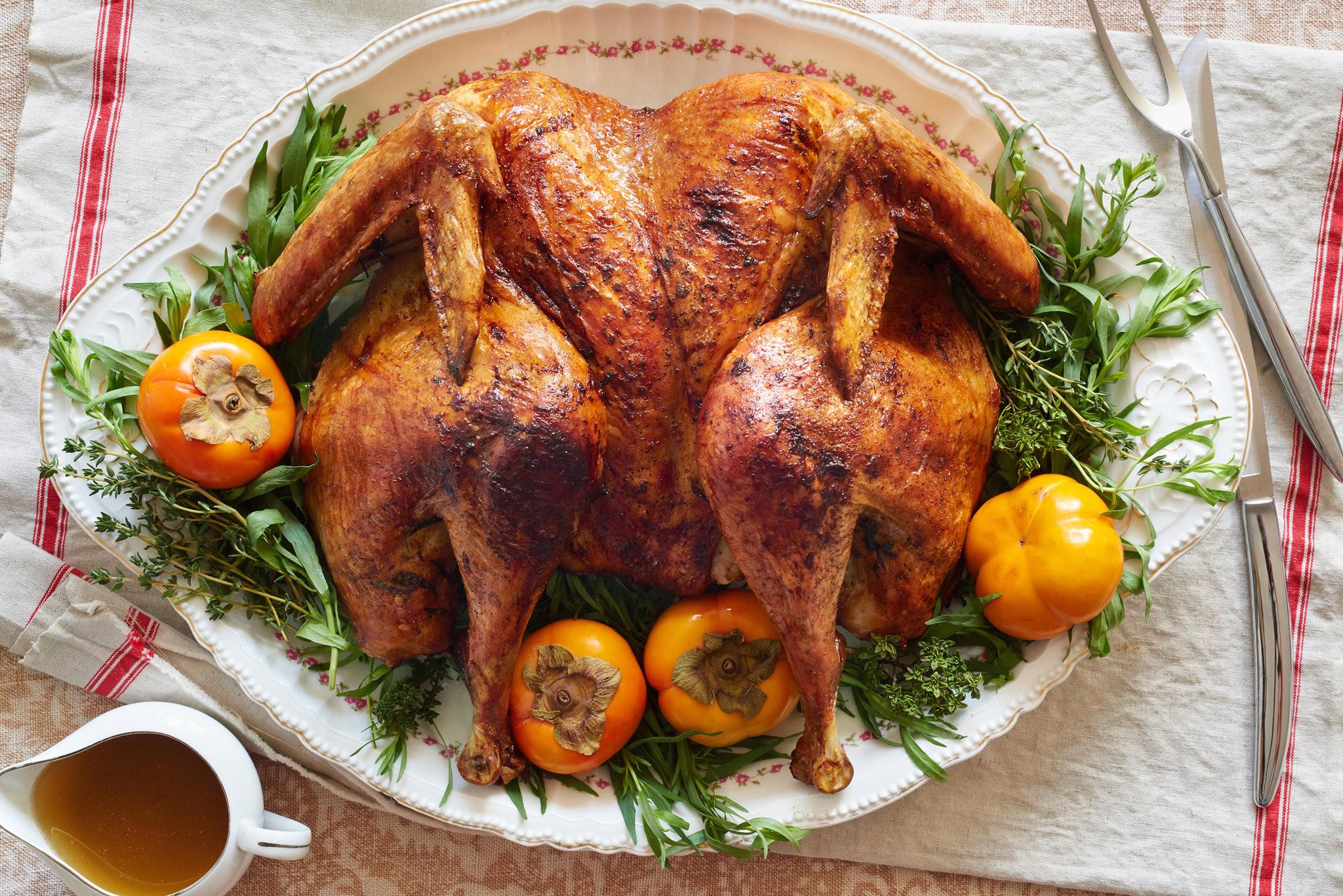 Cooked Thanksgiving Turkey  45 Minute Roast Turkey Recipe NYT Cooking