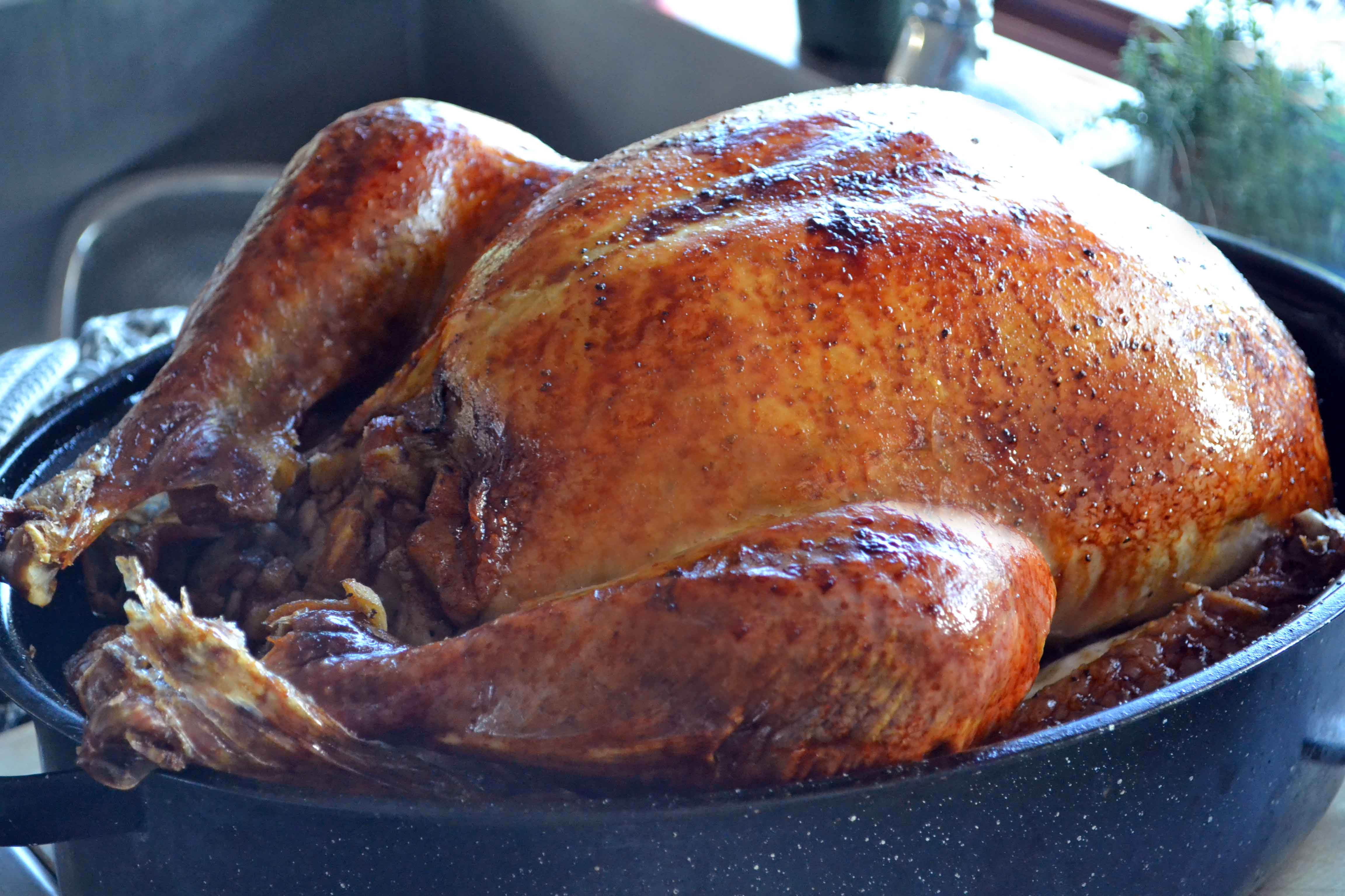 Cooked Thanksgiving Turkey  Poultry Fish & Seafood – The Best of Bridge