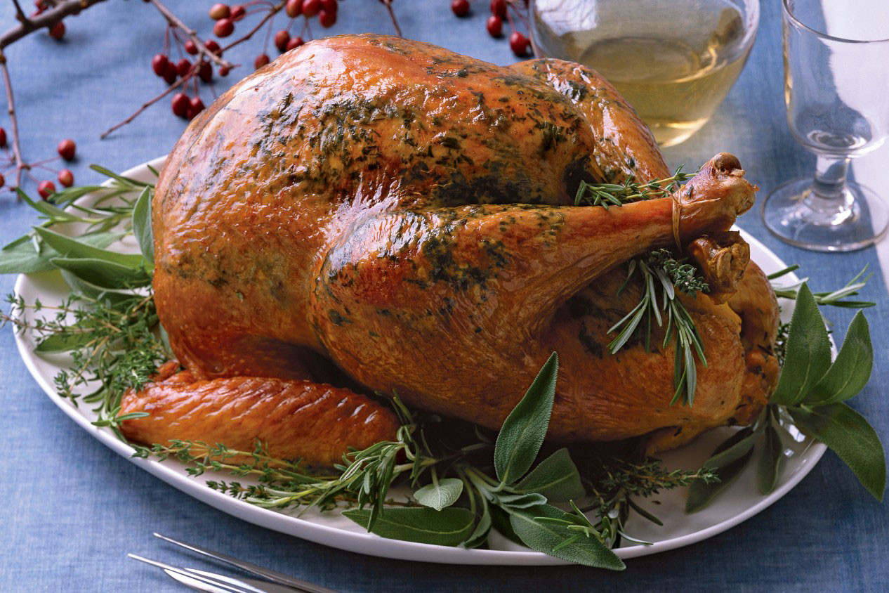 Cooked Thanksgiving Turkey  Don t Get Caught Making This e Big Slow Cooker Mistake