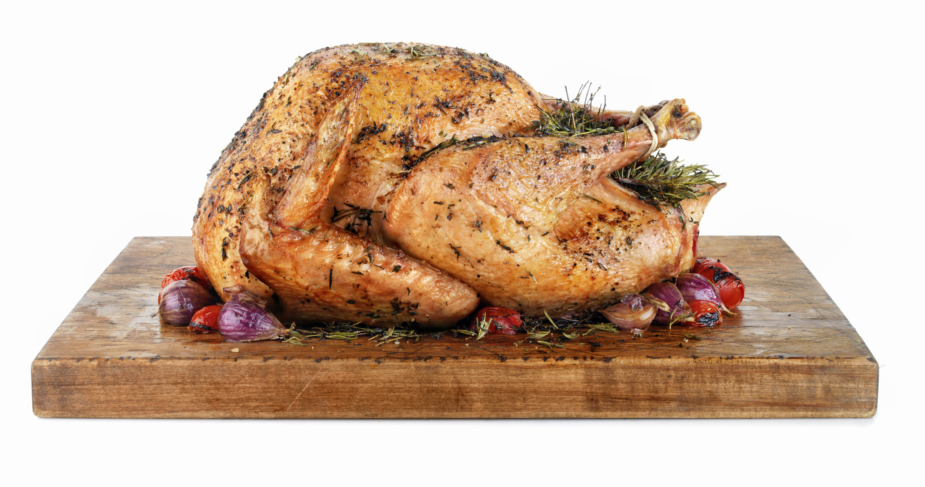 Cooked Thanksgiving Turkey  How to Brine a Turkey