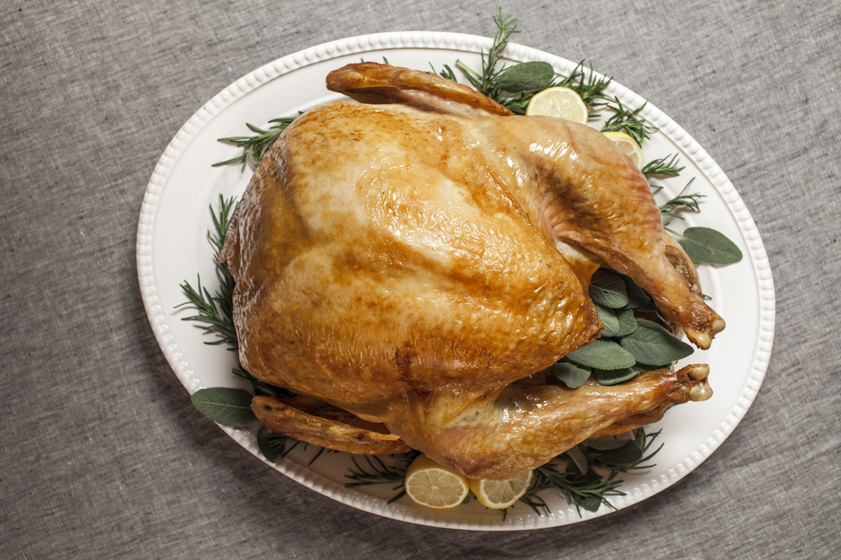 Cooked Thanksgiving Turkey  Portland Holiday line Ordering – Fully Cooked Turkey