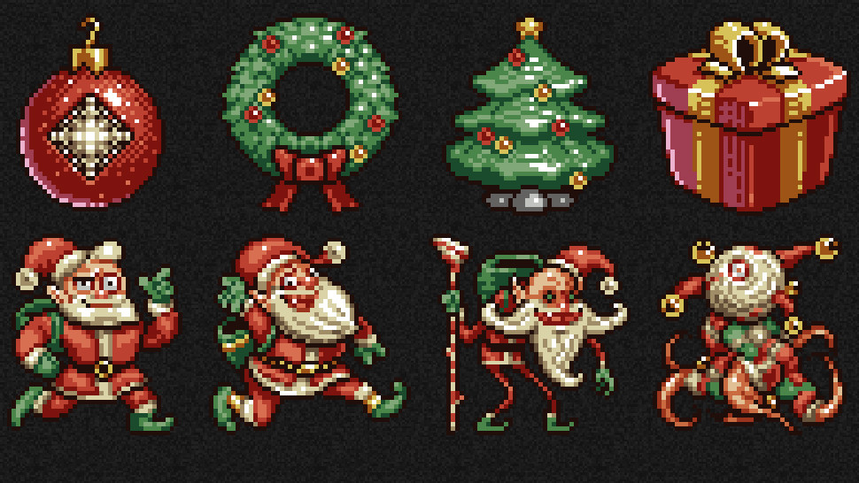 Cookie Clicker Christmas Cookies  Drop Everything Cookie er Just Got A Christmas Update