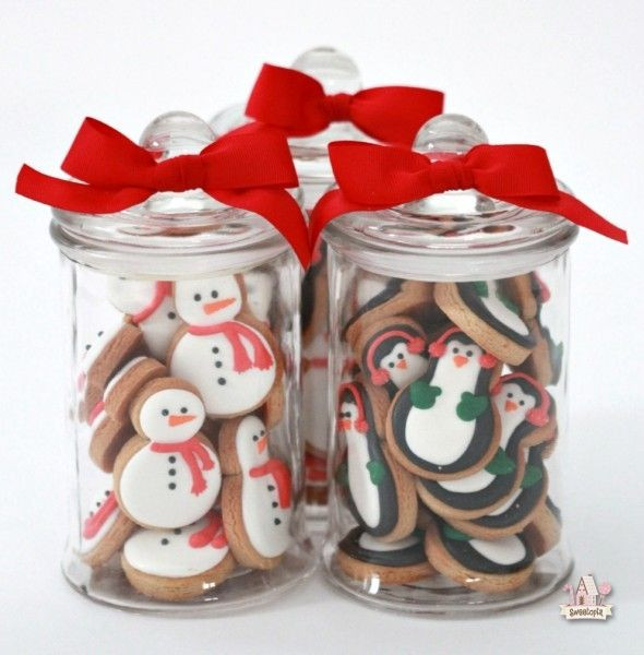 Cookies For Christmas Gifts  Best 25 Cookie ts ideas on Pinterest