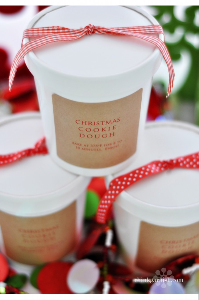 Cookies For Christmas Gifts  Too Stinkin Cute Day 12 Neighbor Gift Ideas