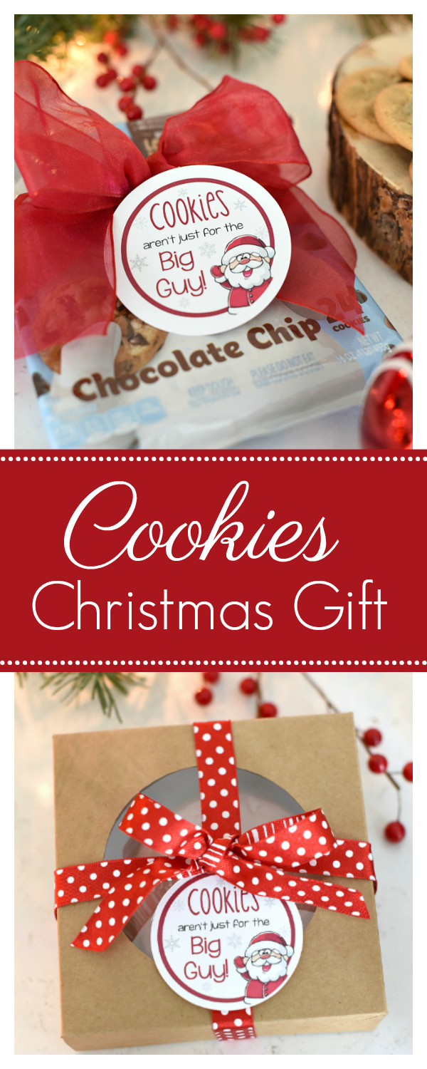 Cookies For Christmas Gifts  Simple Cookie Gifts for Neighbors & Friends – Fun Squared