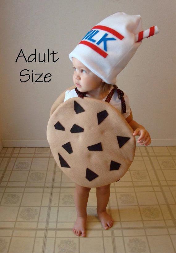 Cookies Halloween Costumes  Adult Costume Cookie Halloween Costume Chocolate Chunk Cookie