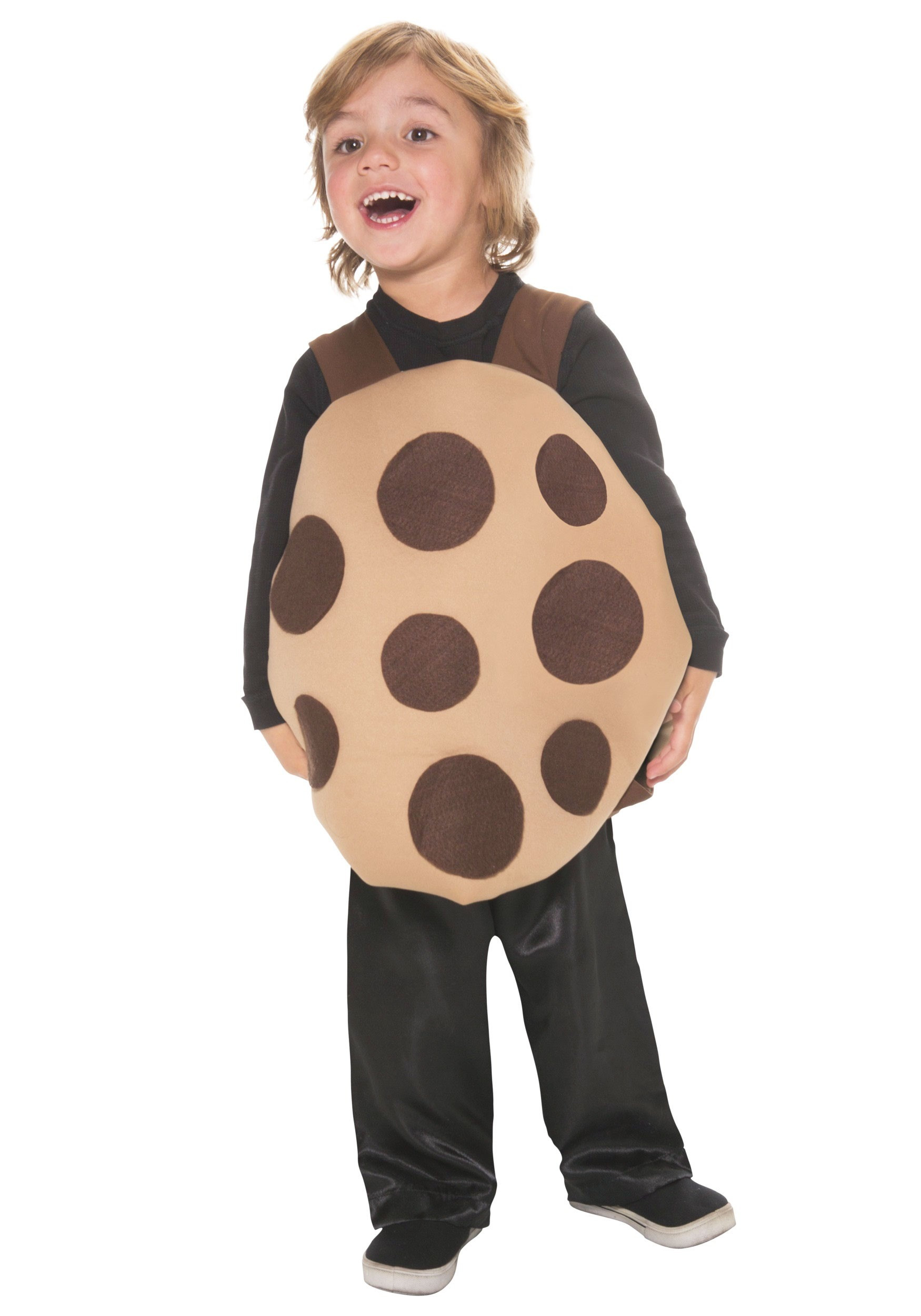 Cookies Halloween Costumes  Toddler Chocolate Chip Cookie Costume