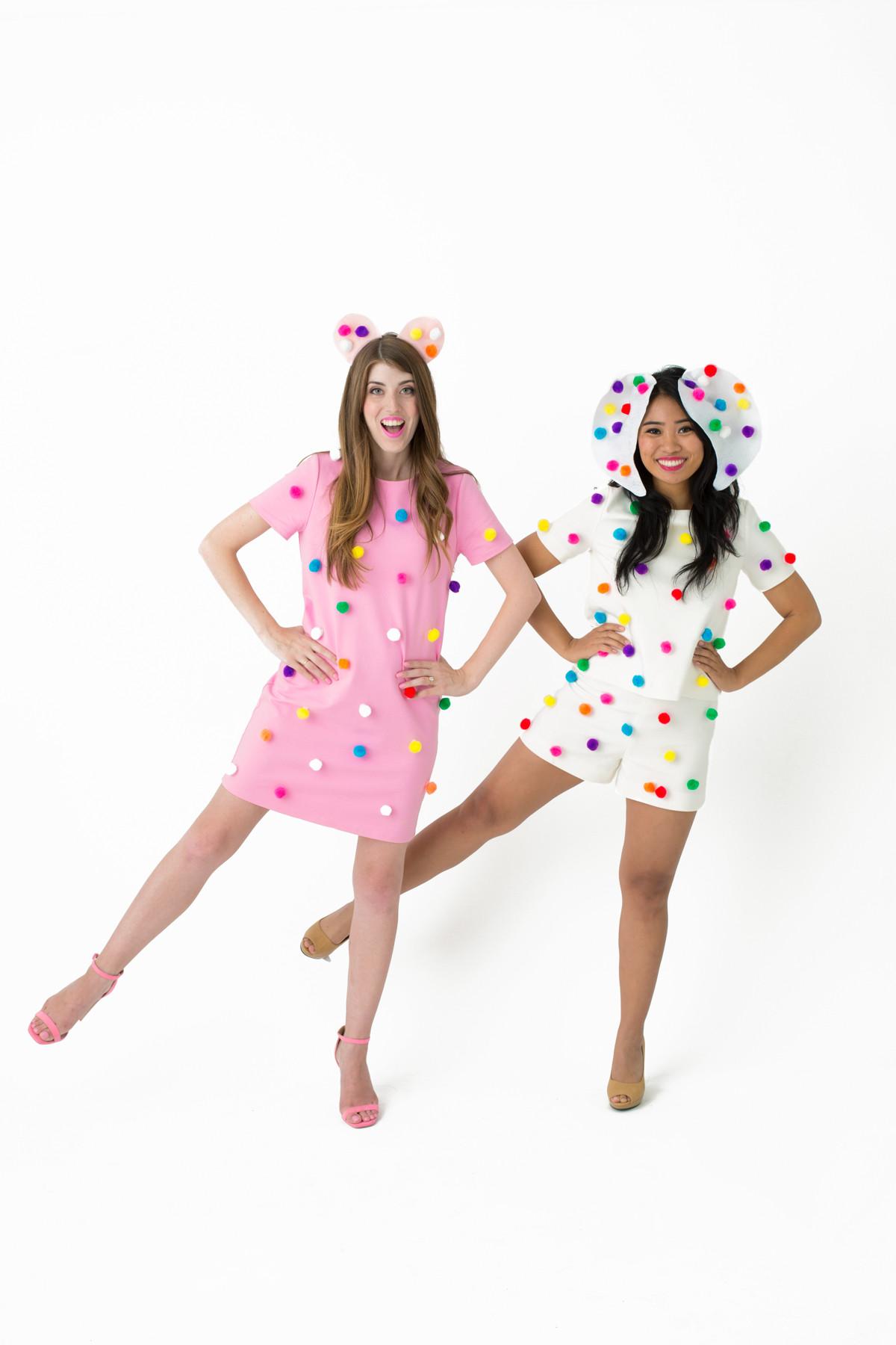 Cookies Halloween Costumes  DIY Frosted Animal Cookie Costume Studio DIY