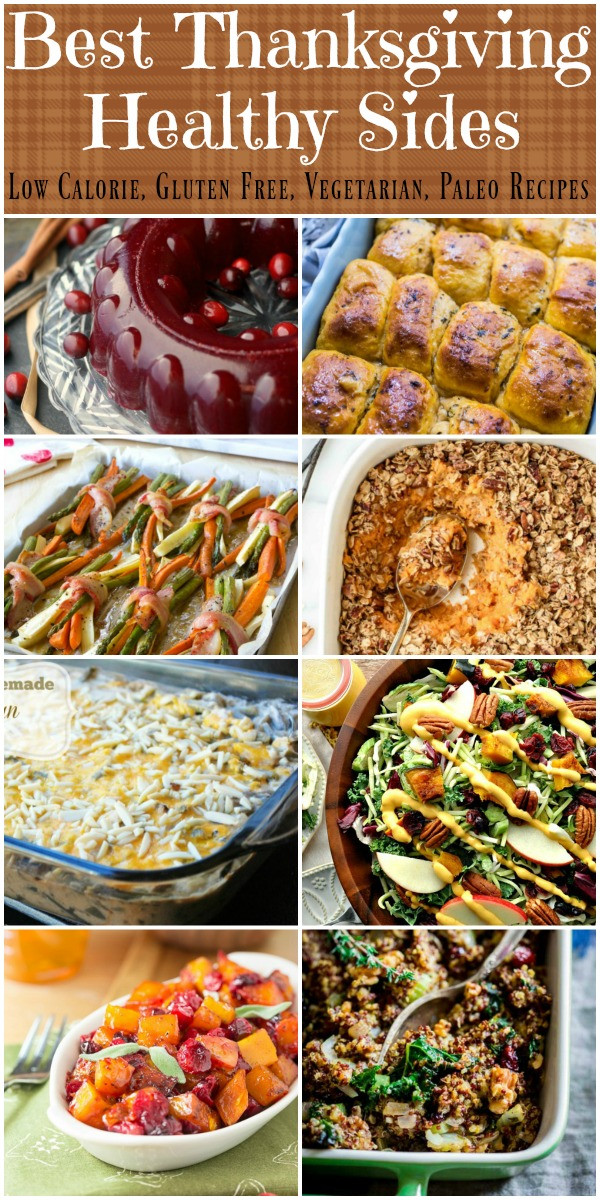 Cooking Light Thanksgiving Side Dishes  Best Healthy Thanksgiving Side Dish Recipes