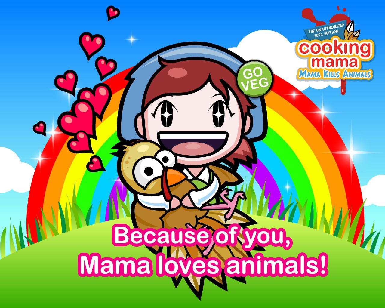 Cooking Mama Thanksgiving Turkey  PETA Spokesperson Lindsay Rajt Talks Cooking Mama Kills