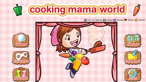 Cooking Mama Thanksgiving Turkey  Food Games Steamy Kitchen Recipes