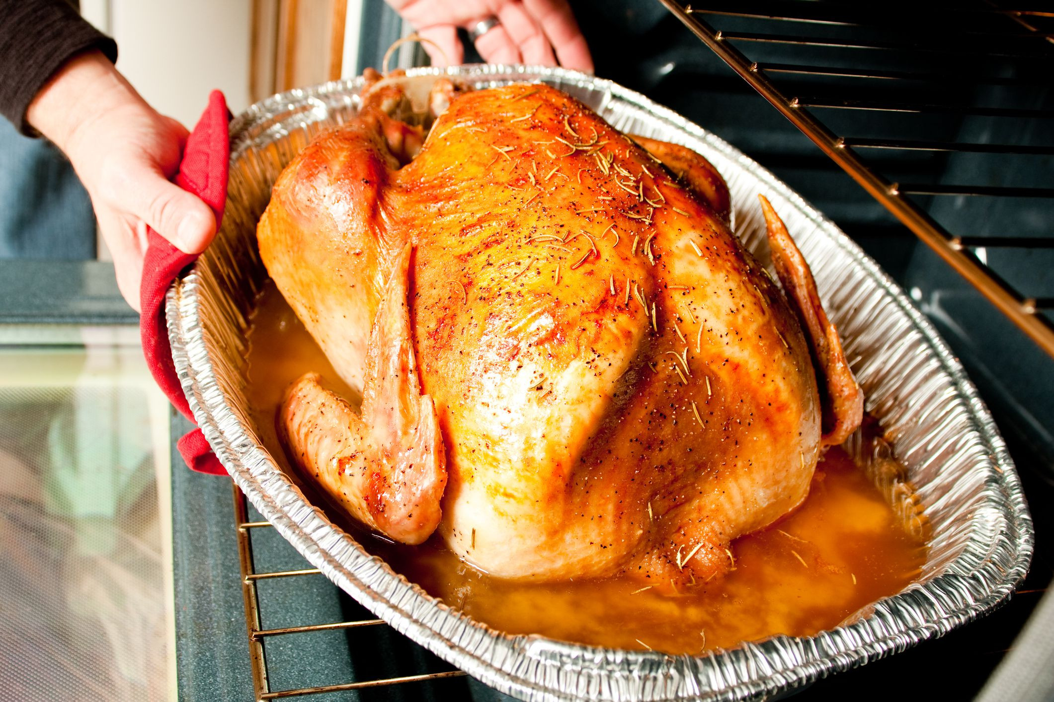 Cooking Thanksgiving Turkey  How to Cook a Frozen Turkey Without Thawing