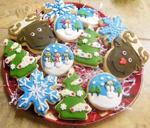 Cool Christmas Cookies  Cool Christmas Cookie Packaging Ideas