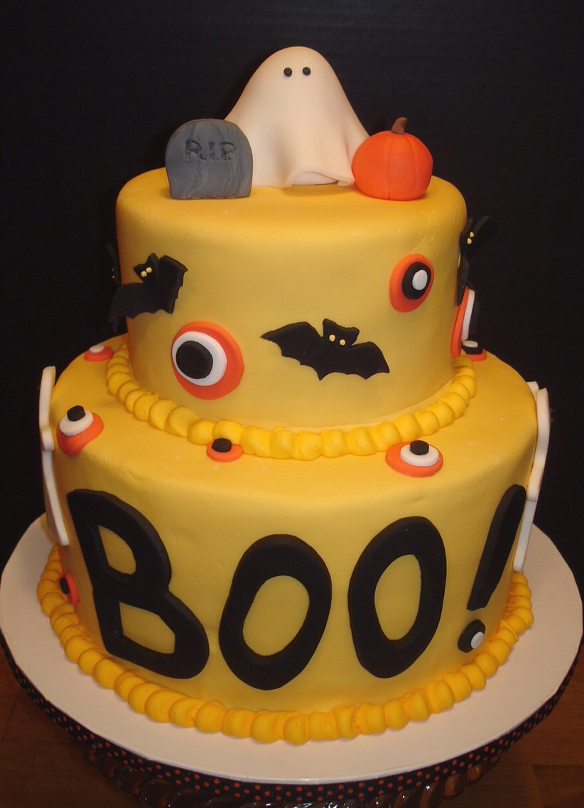 Cool Halloween Cakes  Cool Halloween Cake Designs 😈👹👽👺💀