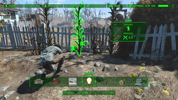 Corn Fallout 4  Fallout 4 Your Guide to a Successful Settlement News